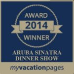 MyVacationPage.com Award - Top Entertainer on Aruba 2014